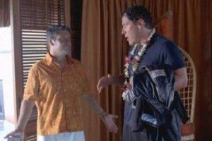 Jon Favreau et moi -