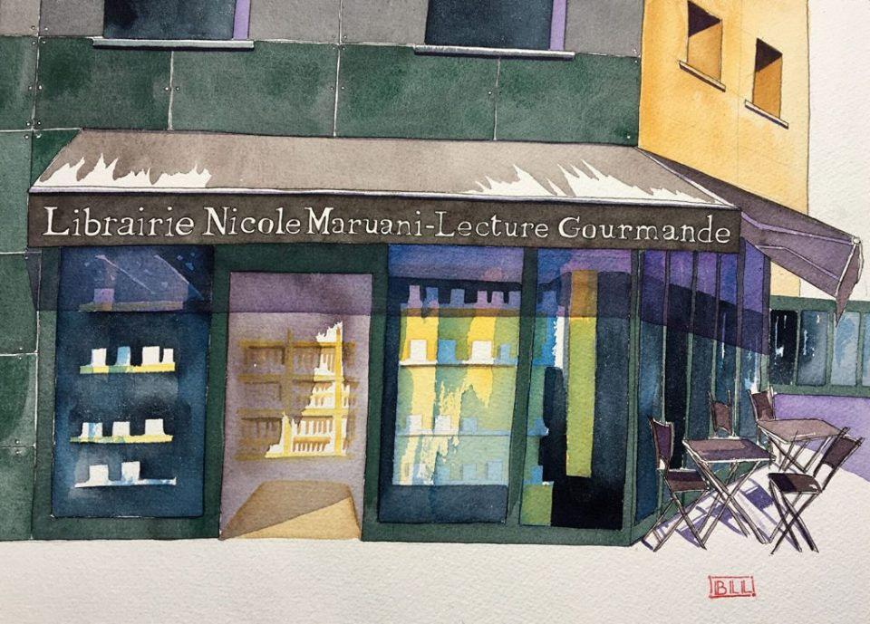 Soirée dédicace Librairie Maruani1