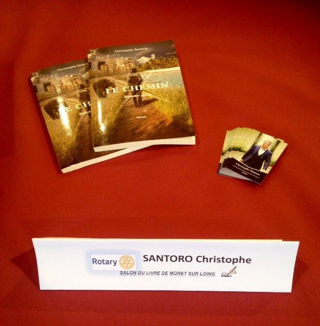 1) Salon du livre Moret-Sur Loing