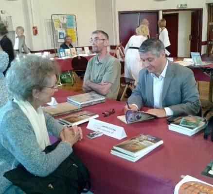 3) Salon du livre Moret-sur Loing